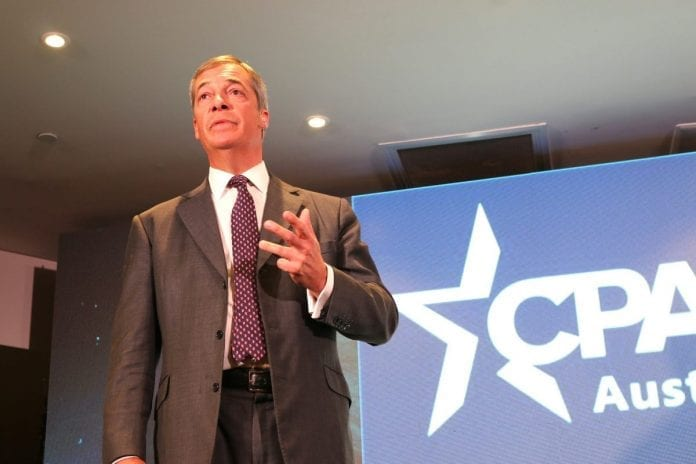 Nigel Farage Says Former Australian PM Malcolm Turnbull 'Pretended to Be Conservative'