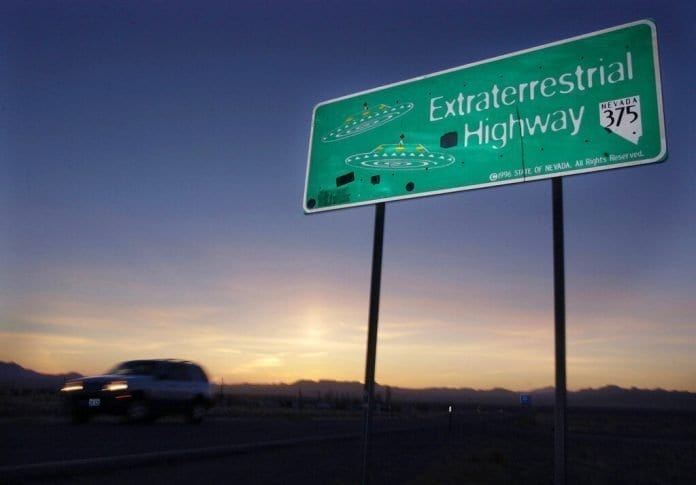 Dutch YouTubers Arrested for Trespassing on Federal Property Near Area 51