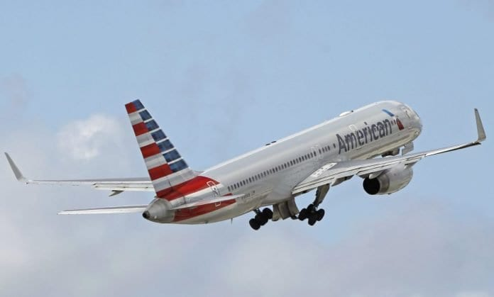 American Airlines Flight Forced to Land Because of Unruly Passenger