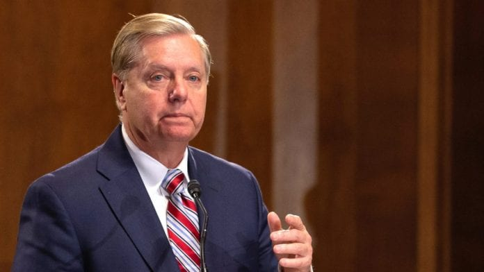 Lindsey Graham Says DOJ Should Investigate Biden-Ukraine Connection