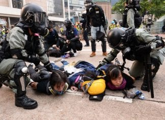 More Protests in Hong Kong Ahead of CCP Anniversary