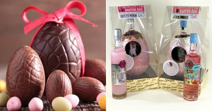 You Can Now Buy Easter Eggs That Contain Entire Bottles Of Gin