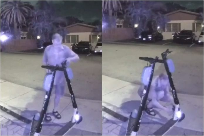 Florida Man Arrested for Allegedly Cutting Brake Lines on 140 Electric Scooters